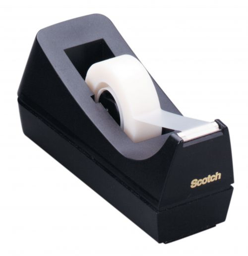 Scotch Black Scotch Tape Dispenser C38