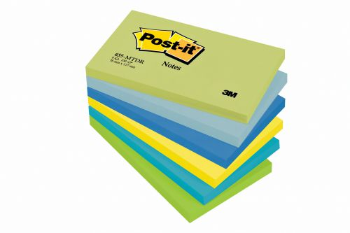 Post-it Dreamy Colours Notes 76x127mm 655MT PK6