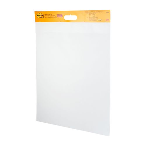Post-it Super Sticky TableTop Meeting Chart Refill Pad (Pack of 2) 566