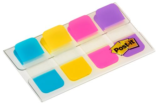 Post-it 4x10 Strong Index Pack 40