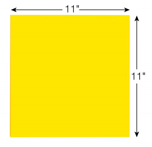 Post-it Super Sticky Big Notes 279x279mm Yellow (Pack of 30) BN11-EU