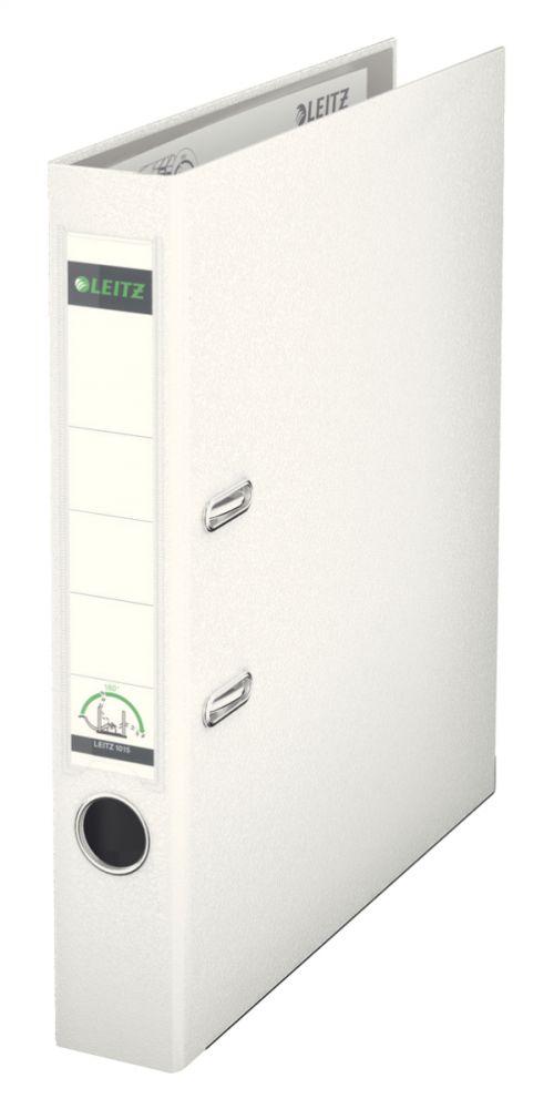 Leitz Mini Arch File52mm A4 Wht 10151301 - SINGLE