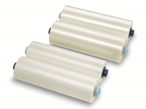 GBC Laminating Roll Film 635mm x75m Clear (Pack of 2) 3400929