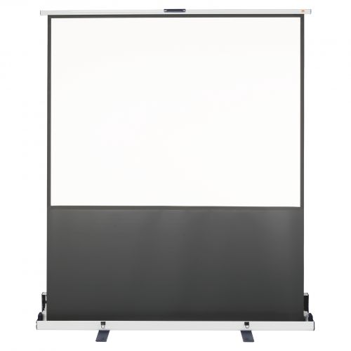 Nobo Floor-Standing Portable Projection Screen 1620x1220mm 1901956
