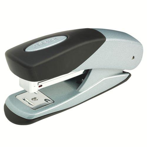 Rexel Matador Half Strip Stapler Black/Silver 2100003