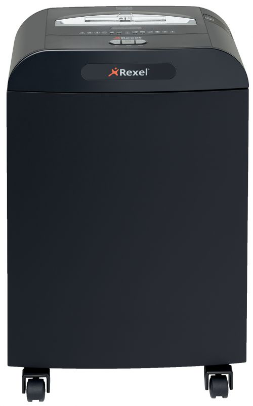 Rexel Mercury RDS2270 Freeflow Strip-Cut Shredder Black 2102433