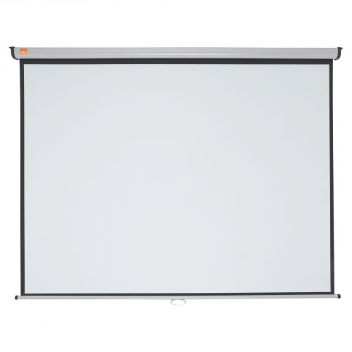 Nobo Wall Mounted 4:3 Projection Screen 2000x1513mm