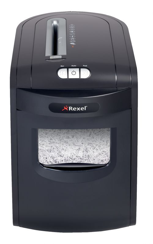 Rexel Mercury REX1023 Shredder Cross Cut P3 23L Black