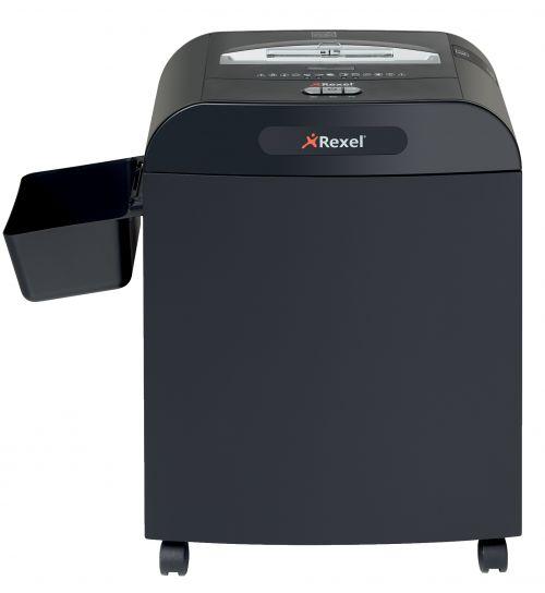 Rexel Mercury RDX1850 Cross-Cut Shredder Black RM06188