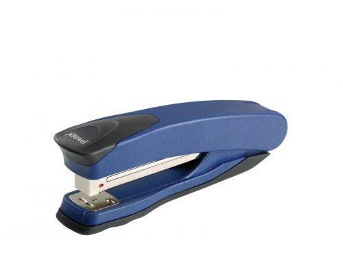 Rexel Taurus Full Strip Stapler Blue 2100005