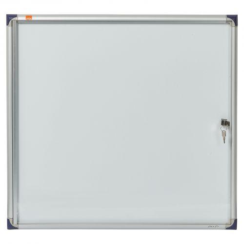 Nobo Extra-Flat Glazed Case 6xA4