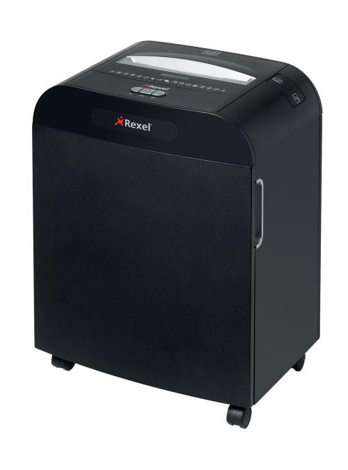 Rexel Mercury RDM1150 Micro-Cut Shredder Black RM06184