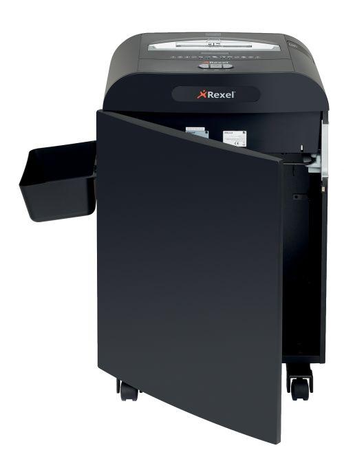 Rexel Mercury RDX2070 Cross-Cut Shredder Black RM06170
