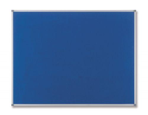 Nobo Classic Felt Noticeboard 1200x1800mm Blue