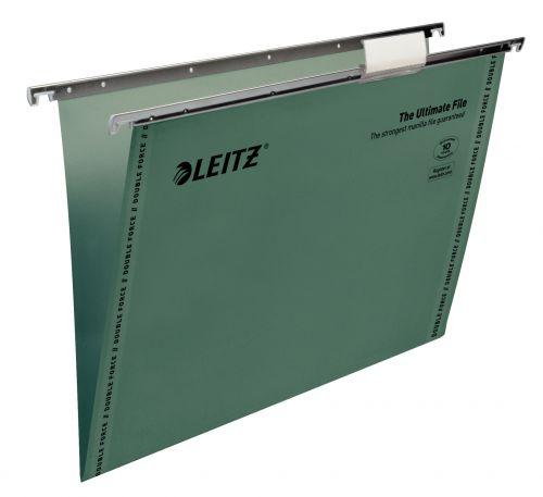 Leitz Ultimate Suspension File 15mm Green Pack 50