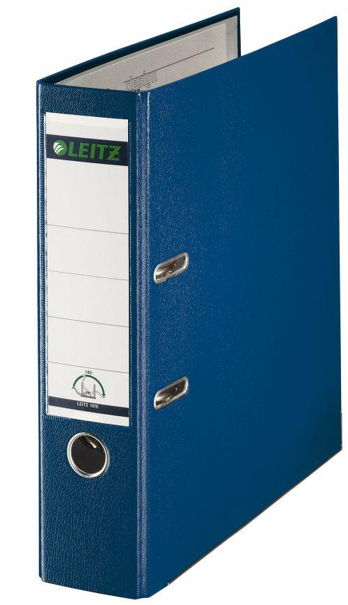 Leitz L/A File 80mm A4 Blue 10101335 - SINGLE
