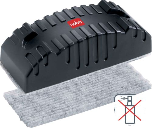 Nobo Magnetic Whiteboard Drywipe Eraser 34533421