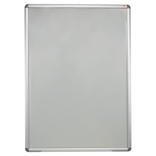 Nobo Clip Down Frame A0 Aluminium Frame Plastic Front Silver/Grey