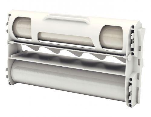 Xyron Creative Station Cartridge A4, permanent adhesive, 7.5 m long, clear, 80 mic