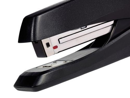 Rexel Ecodesk Full Strip Stapler Black 2100026