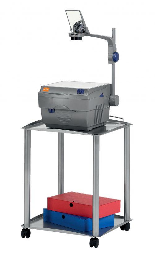 Nobo Overhead Projector Trolley Grey