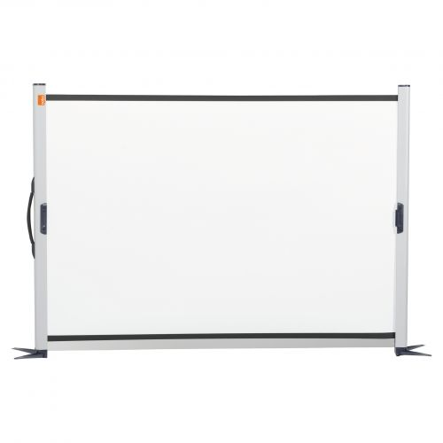 Nobo 125cm Portable Desktop Projection Screen