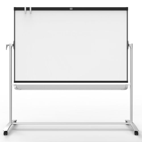 Nobo Classic Enamel Mobile Board 1200 x 900mm