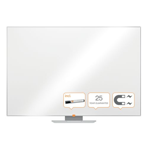 Nobo Prestige Enamel Whiteboard 1800x900mm