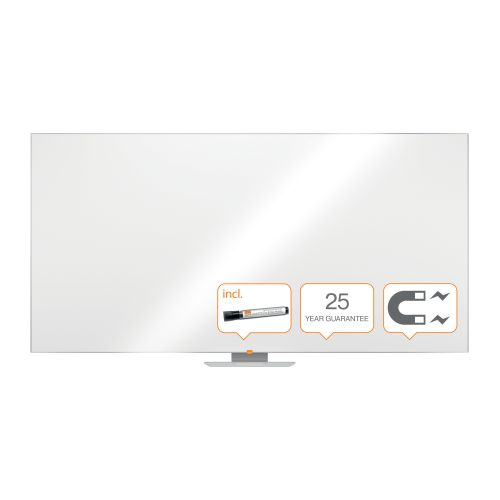 Nobo Prestige Enamel Whiteboard 2400x1200mm