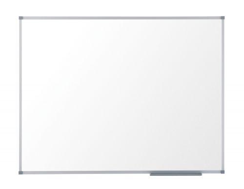 Nobo Prestige Eco Whiteboard Magenetic Enamel Aluminium Frame 1500x1000mm