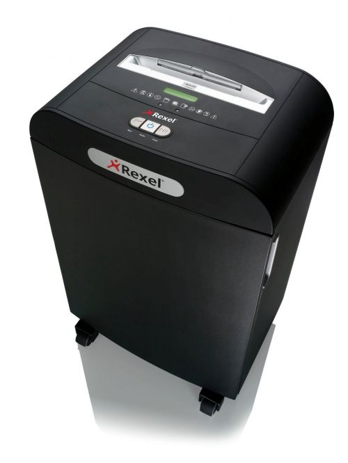 Rexel Mercury RDX1850 Cross-Cut Shredder Black RM06188