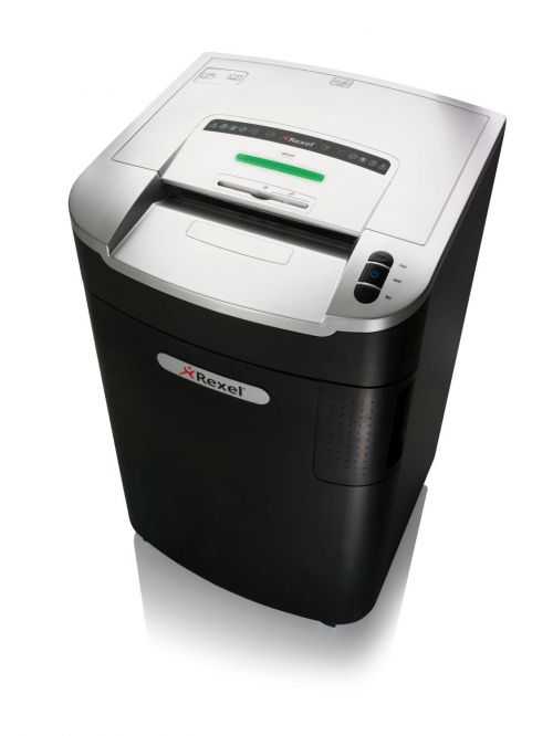 Rexel Mercury RLX20 Large Office Shredder Cross Cut P-4 Ref 2102446