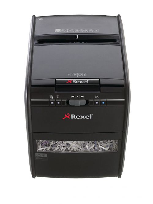 Rexel AutoPlus 90X Shredder Cross Cut P-3 Ref 2103080A