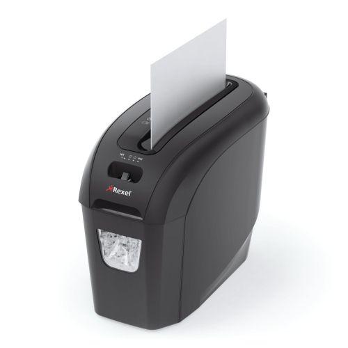 Rexel Prostyle Plus Shredder Ribbon Cut P-1 7.5 Litres Ref 2104004