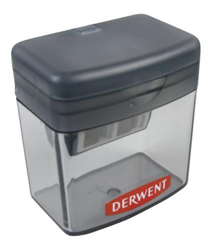 Derwent Twin Hole Sharpener - Outer carton of 12