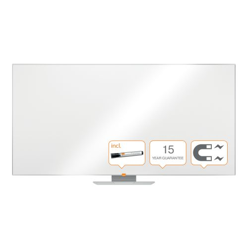 Nobo Classic Drywipe Board Magnetic 900x1800mm