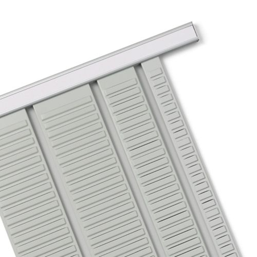 Nobo T-Card Panel Size 4 128mm 54 Slot (For use with Nobo T-Card Link Bars) 32938887