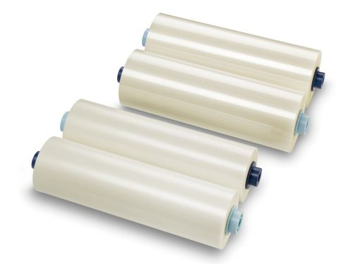 GBC Laminating Film Roll 150 Micron Gloss 457mmx75m Ref 3400928 [Pack 2]
