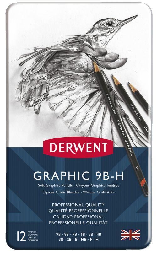Derwent Graphic Sketching Pencil