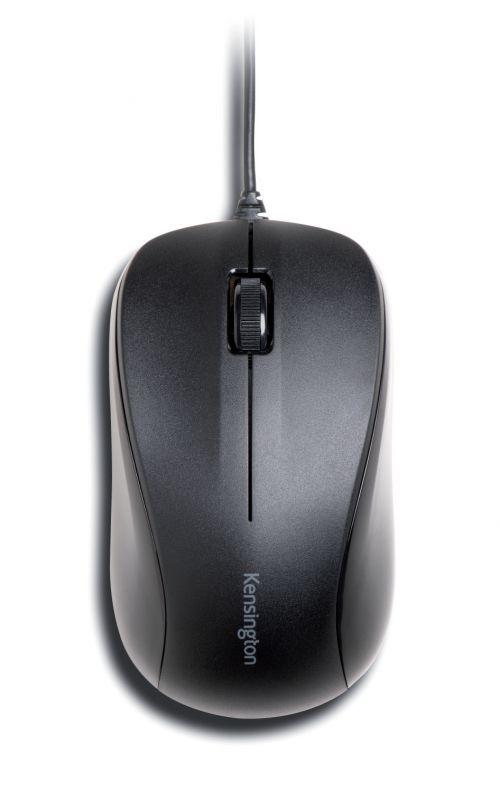 Kensington Value 3 Button Wired Mouse K72110EU