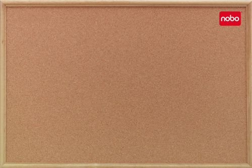 Nobo Classic Cork Noticeboard 1800x1200mm 37639005