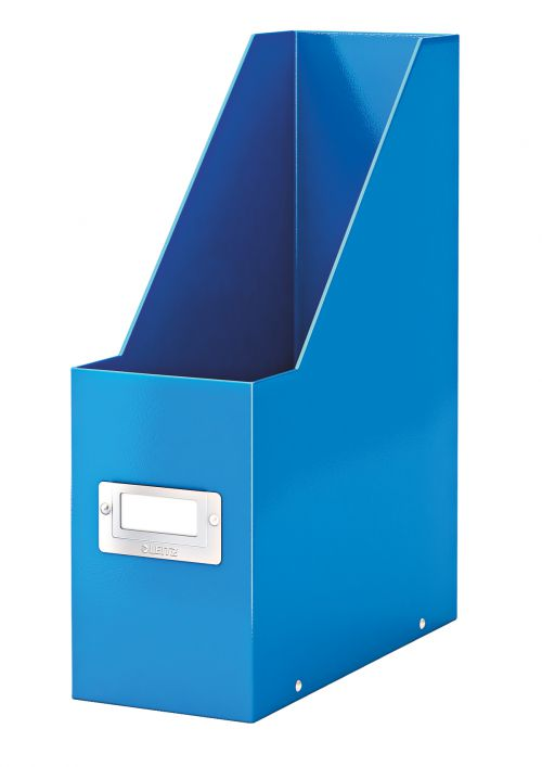 Leitz Click & Store Magazine File Blue