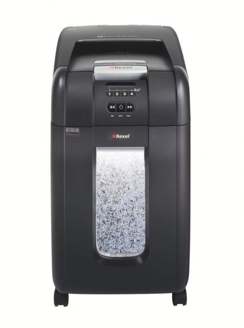 Rexel Auto  300M Micro-Cut Shredder