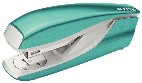 Leitz NeXXt WOW Stapler 3mm 30 Sheet Ice Blue