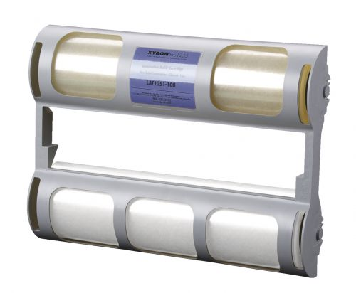 Xyron Pro Combi Cartridge X1255, one side laminate, one side permanent adhesive film. 30m. For XM1255 or XRN1250.