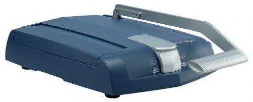 Leitz Binding Machine impressBIND 140 Binds up to 140 sheets. A4. Silver/Blue