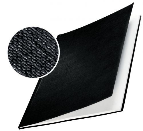 Leitz impressBIND Hard Covers, 7,0mm, For 36–70 sheets, A4, Black (Pack 10)