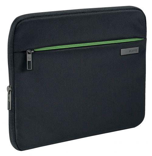 "Leitz Complete 10"" Tablet Sleeve, Black"