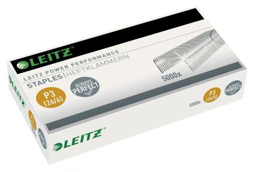 Leitz Power Performance P3 Staples 26/6 (5000) 55721000
