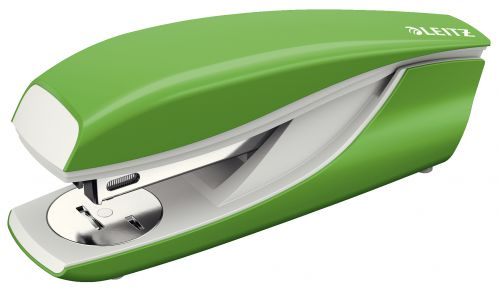 Leitz NeXXt Series Metal Office Stapler Light Green